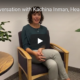 Interview with Kachina Inman (Video)