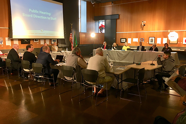 Route 39: From Community Concern to Cross-Sector Action