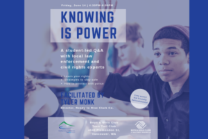 Knowing is Power